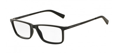 Armani Exchange AX3027L  55 - Preto Fosco - 8078