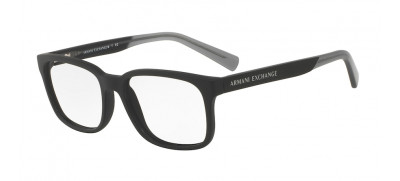 Armani Exchange AX3029L  54 - Preto Fosco - 8182
