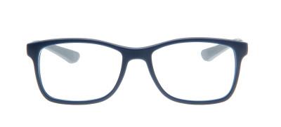 Ray-Ban Jr RB1556L  49 - Azul Fosco e Cinza - 3689