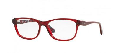 Vogue VO2908  53 - Vermelho Translúcido - 2257