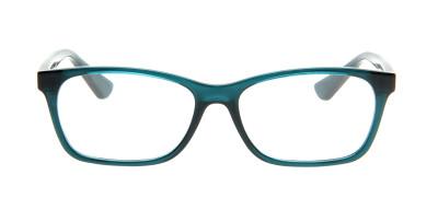 Ray-Ban Jr RB1581L 50 - Verde Translúcido - 3754