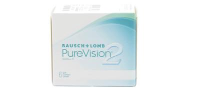 Lente de Contato Bausch & Lomb Purevision 2 - Incolor