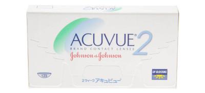 Lente de Contato Johnson & Johnson Acuvue 2 - Incolor