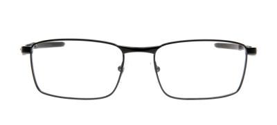 Oakley OX3227 Fuller - 03 - 55 - Preto e Vermelho