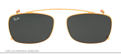 Ray-Ban Clip-On RB5228-C 53 - Dourado - 2500/71