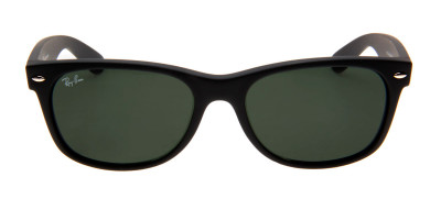 Ray-Ban RB2132 New Wayfarer 58 - Preto Fosco - 622