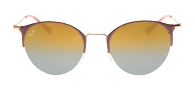 Ray-Ban RB3578 50 - Nude e Dourado - 9011/A7