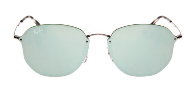 Ray-Ban RB3579-N Blaze Hexagonal 58 - Prata - 003/30