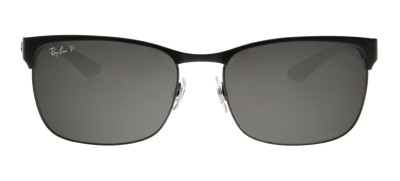 Ray-Ban RB8319-CH Chromance 60 - Preto Fosco - 186/5J