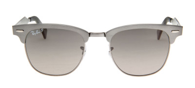 Ray-Ban RB3507 Clubmaster  - Aluminum - Cinza