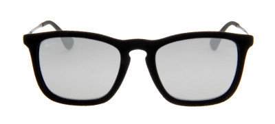 Ray-Ban RB4187 Chris Velvet 54 - Preto - 6075/6G