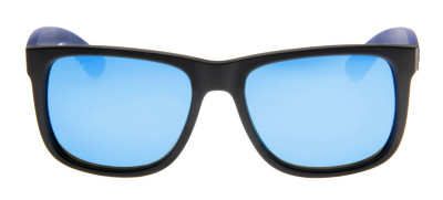 Ray-Ban RB4165L Justin  - Preto e Azul