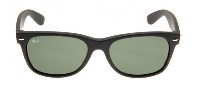 Ray-Ban RB2132 New Wayfarer 52 - Preto Fosco - 622