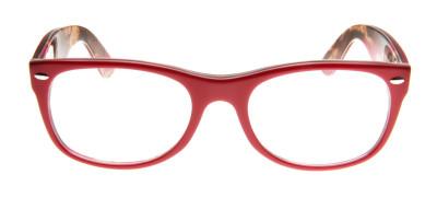 Ray-Ban RB5184 52 - Vermelho Fosco - 5406