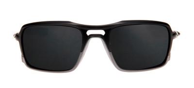 Oakley Triggerman 59 - Preto e Cinza Fosco - OO9266-01