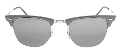 Ray-Ban RB8056 Clubmaster Titanium 51 - Cinza - 159/30