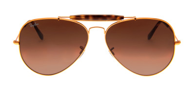Ray Ban RB3029 Outdoorsman II 62 - Bronze -  9001/A5