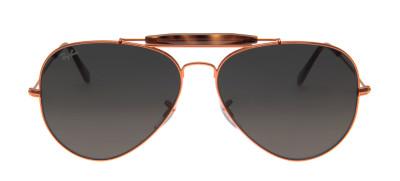 Óculos Ray-Ban Aviador - Óculos Aviador são um clássico! - QÓculos.com 5fb36bf058