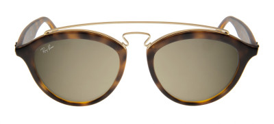 Ray-Ban Gatsby Large Tartaruga Fosco 53 - RB4257 - 6092/5A