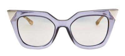 Fendi Iridia FF0060/S  52 - Azul Translucido  - MSUMV