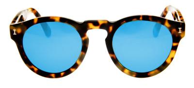 Illesteva Leonard  48 - Tartaruga/Azul Espelhado- 98