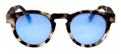Illesteva Leonard  48 - Camo Fosco/Azul Espelhado- 67