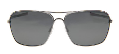70f1149d7deea Oakley Plaintiff Squared 63 - Cinza Fosco- OO4063L-09