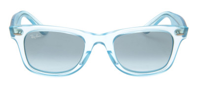 Ray Ban RB2140  50 - Azul Translúcido- 6055/4M