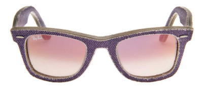 Ray-Ban RB2140 Denim 50 - Roxo - 1167/55