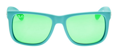Ray-Ban RB4165 Justin 54 - Verde Claro - 6090/3R