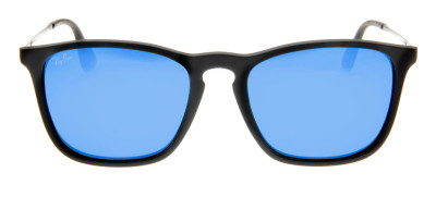 Ray Ban RB4187 Chris 54 - Preto Fosco - 622/55