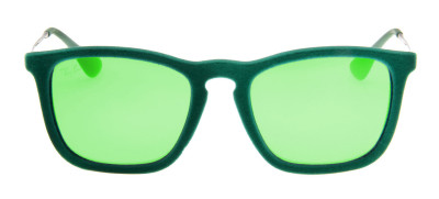 Ray-Ban  RB4187 Chris Velvet 54 - Verde - 6082/3R