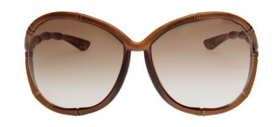 Tom Ford Claudia TF75 64- Marrom - 692