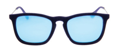 Ray-Ban RB4187 Chris Velvet  54 - Azul - 6081/55