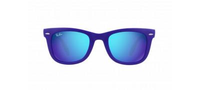Ray Ban RB4105 Dobrável  54 - Azul Fosco - 6020/17