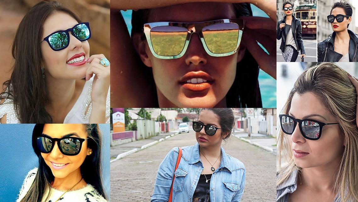 363d00c85 Óculos Espelhados - Definindo o seu estilo na QÓculos